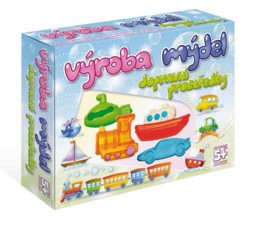 DetiArt Výroba mýdla - Transport