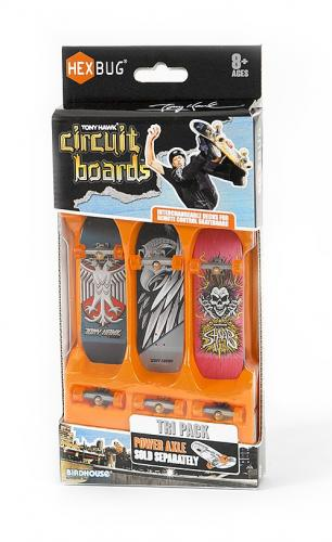 HEXBUG Skateboard 3 pack