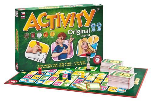 Activity Original 2 (CZ,SK)