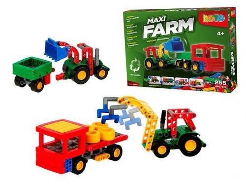 Stavebnice ROTO Maxi Farm 14062