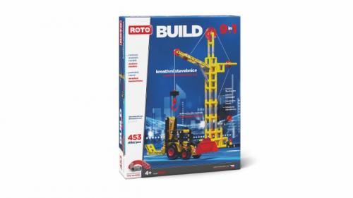 ROTO STAVEBNICE - Maxi BUILD 453 dílků