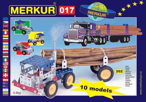 Stavebnice Merkur - Kamion