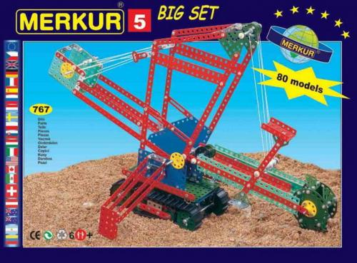 Stavebnice Merkur - Big set 5