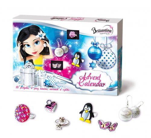 Adventní kalendář BRILIANTINA