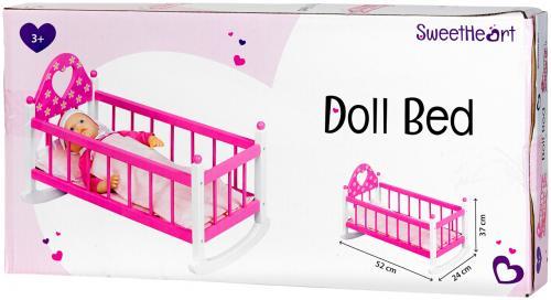 Kolébka pro panenky