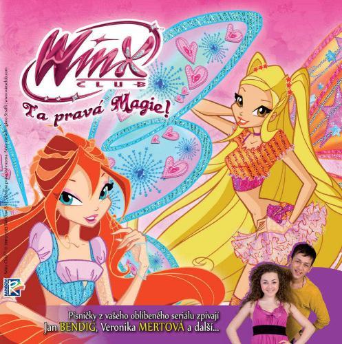 Winx: CD - Ta pravá Magie ! (1/25)