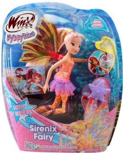 WinX: Sirenix Fairy