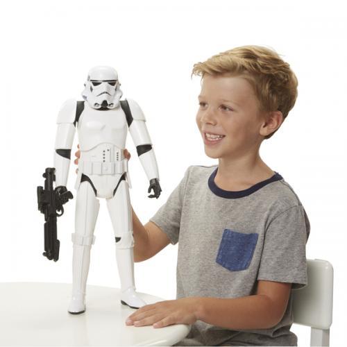 Star Wars CLASSIC: kolekce 4. - figurky 50cm