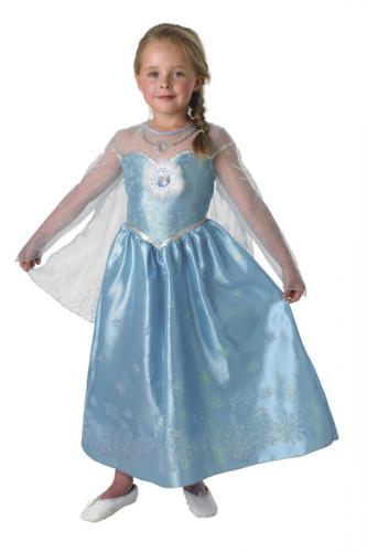 Frozen: Elsa Deluxe - velikost S