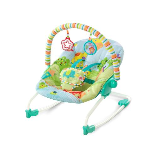 Lehátko Snuggle Jungle Rocker