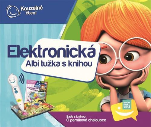 Kouzelné čtení Elektronická tužka + kniha O perníkové chaloupce