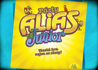 Párty Alias Junior II. vydání