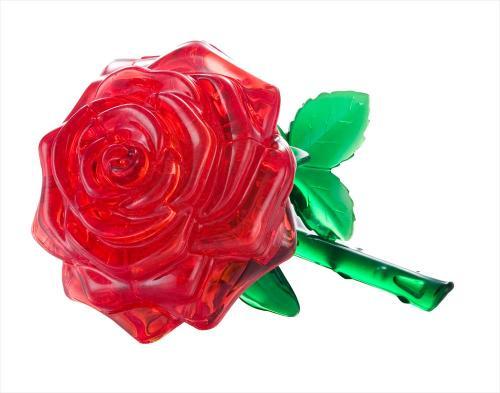 Betexa Růže - 3D Krystal puzzle