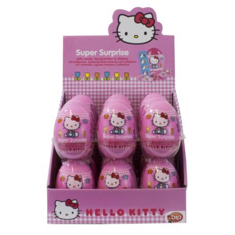 Hello Kitty vajíčko s překvapením
