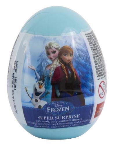 Frozen vajíčko s překvapením