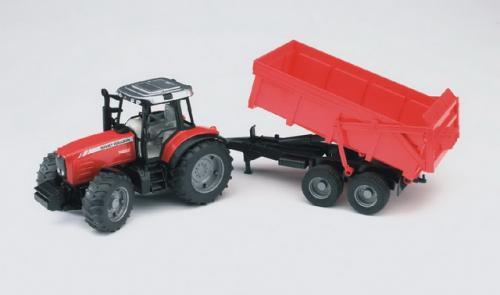 Traktor M. FERGUSON + vůz