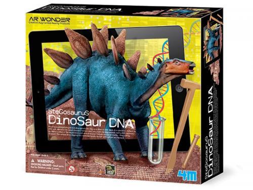 Dinosauří DNA: Stegosaurus