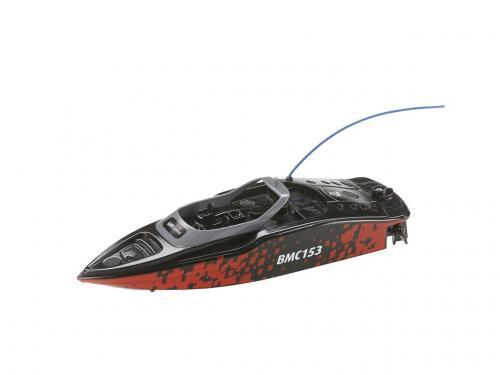"RC Loď REVELL 24131 - Mini Boot ""BMC153"" černá/červená"