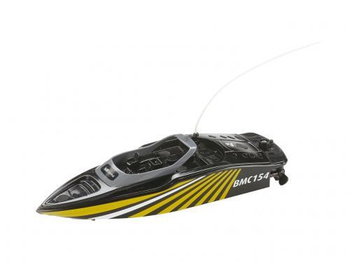 """RC Loď REVELL 24132 - Mini Boot """"BMC154"""" černá/žlutá"""
