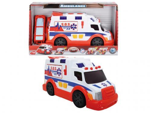 Action Series AS Ambulance 33cm, světlo, zvuk
