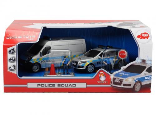 Policejní oddíl sada
