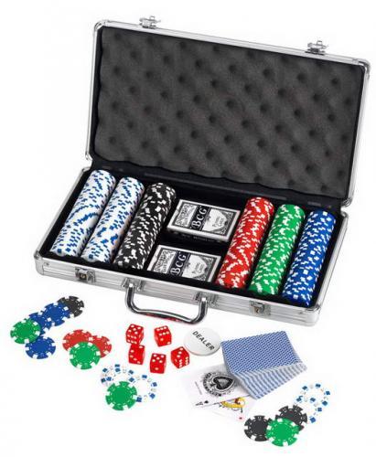 Poker Standard set 300