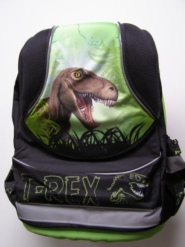 Anatomický batoh Plus Dinosauři
