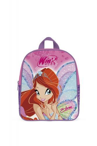 Dětský předškolní batoh WINX