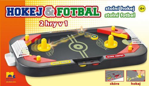 Hokej a fotbal