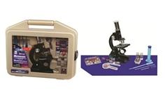 Sada mikroskop v kufříku