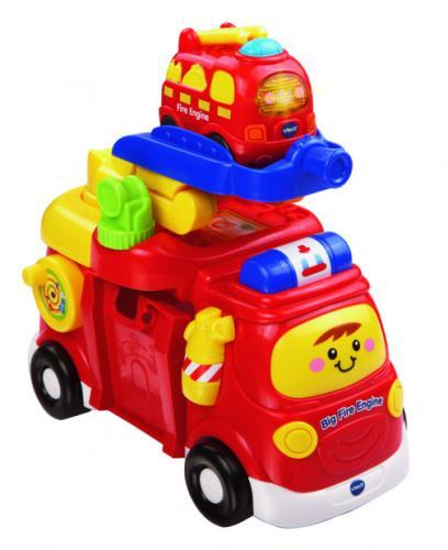 Tut Tut - Velké hasičské auto CZ