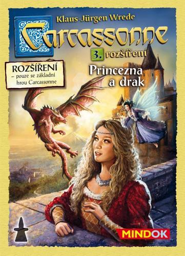 Carcassonne - rozšíření 3 (Princezna a drak)