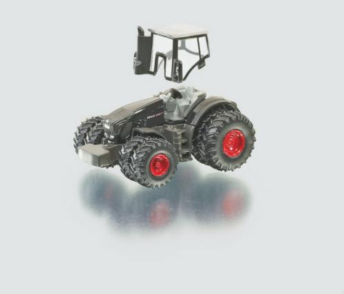 SIKU Farmer - traktor Fendt s pluhem, 1:87