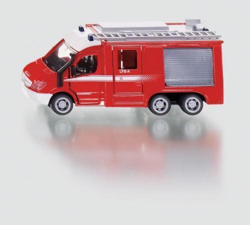 SIKU Super - Mercedes-Benz Sprinter požární auto s žebříke