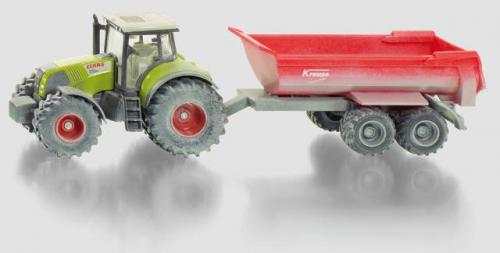 SIKU Super - Traktor s přívěsem 1:50