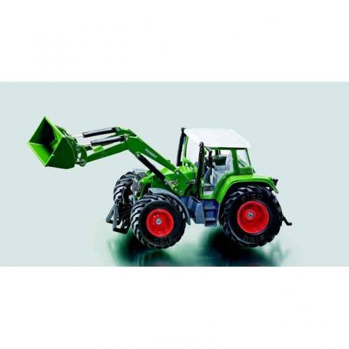 SIKU Farmer Traktor s čelním nakladačem, měřítko 1:32