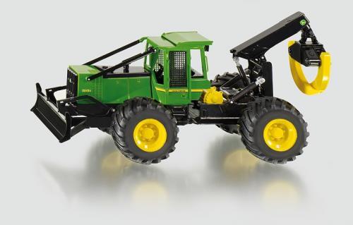 SIKU Farmer Zemědělský lesnický terénní traktor, 1:32