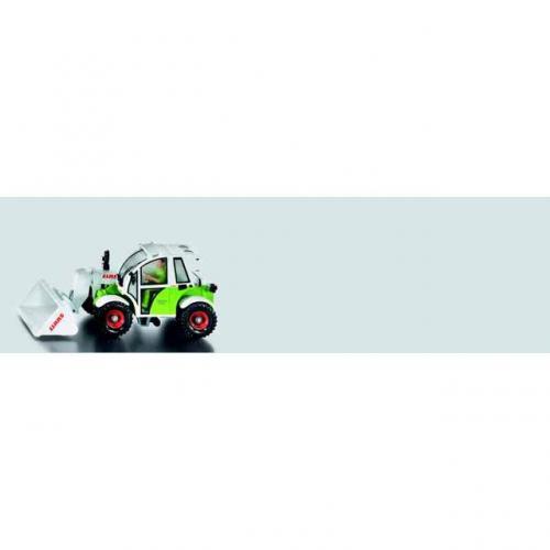 SIKU Super Auto Claas Targo s ramenem, měřítko 1:32