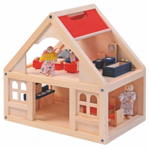 Woody Domeček pro panenky