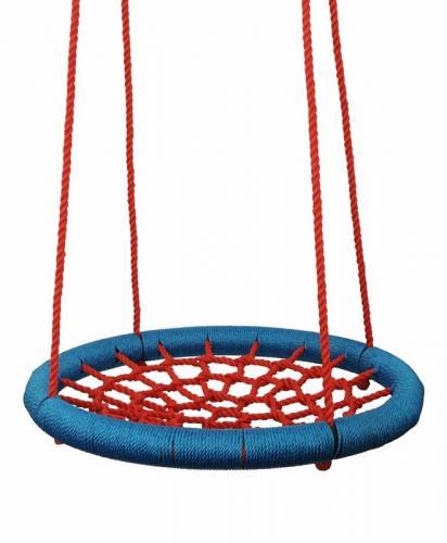 Houpací kruh červený průměr 85 cm