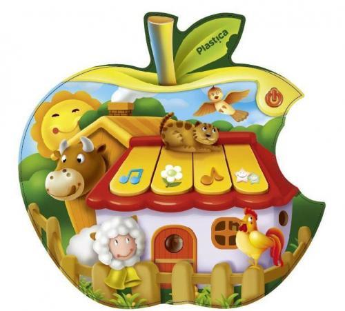 Dětský tablet - jablíčko
