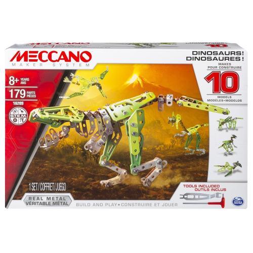 MECCANO - Stavebnice 10 v 1 dinosauři