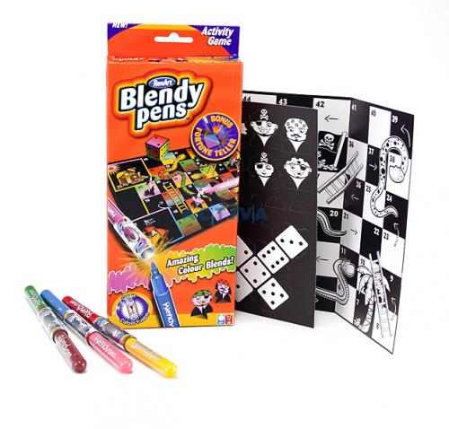 Kreativní sada Blendypens Activity Game