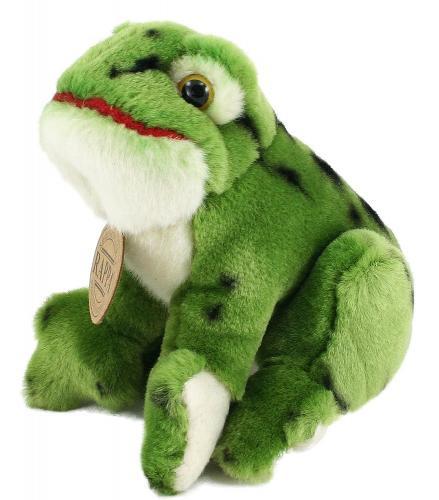 Plyšová žába rosnička, 15 cm