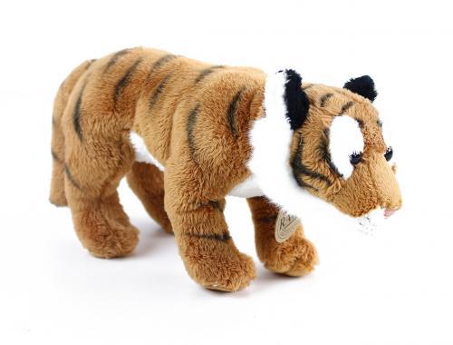 Plyšový tygr stojící, 22 cm