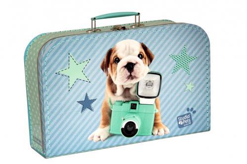 Dětský kufřík s motivem pejska