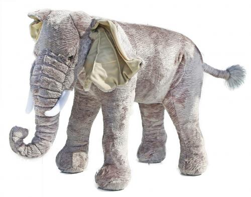 Plyšový slon 75 cm