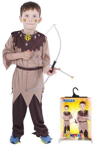 Karnevalový kostým indián, vel. M