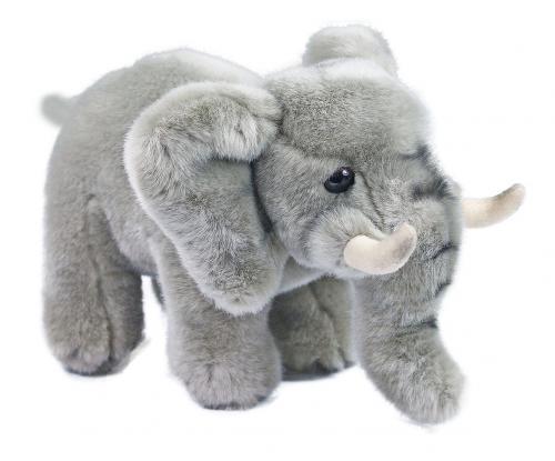 Plyšový slon, 22 cm