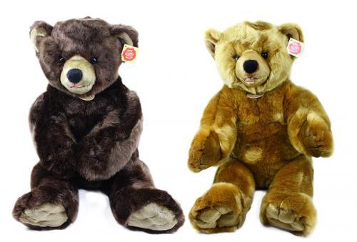Plyšový medvěd sedící 61 cm